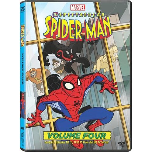 The Spectacular Spider-Man, Vol. 4 (Widescreen)