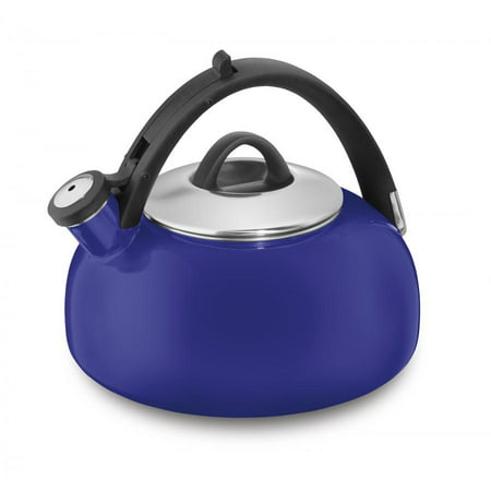 Porcelain Steel Tea Kettle (Cuisinart Porcelain Enamel on Steel Teakettles Peak™ 2 Quart)