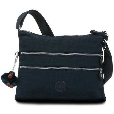 Kipling Alvar Cross body Travel Bag (True Blue, One (One Travel Bag)