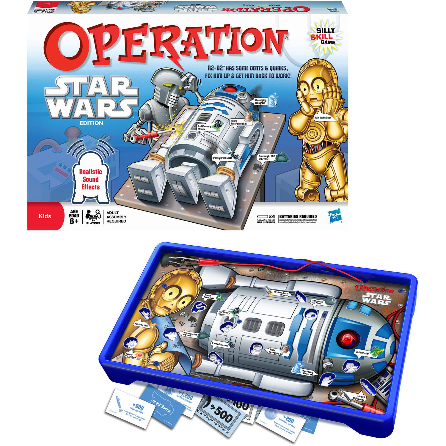 Operation Star Wars Edition