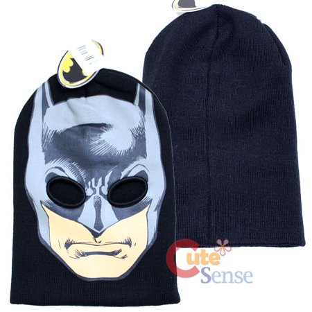 Ski Mask - Batman - Mask Face New 509519 - Two Face Mask Batman