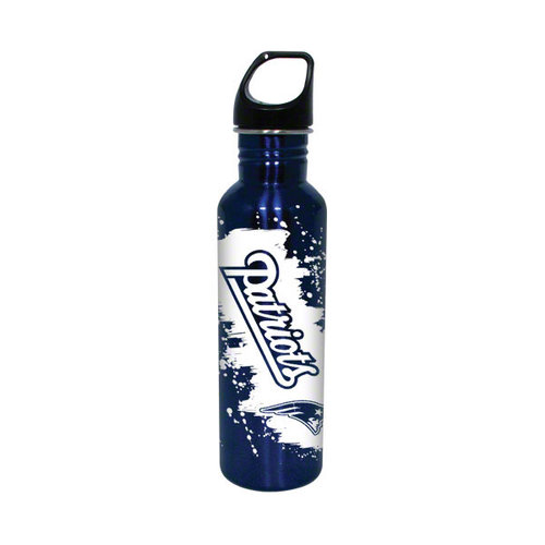 NFL - New England Patriots Stainless Steel Water Bottle