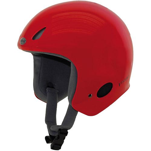Skiing/snowboarding Red Racing Star Helm
