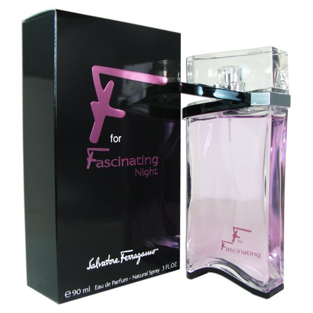 Ferragamo F for Fascinating Night Women 3 oz EDP