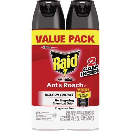 Raid Ant Roach Killer Spray