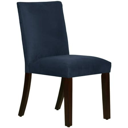 Skyline Furniture  Premier Navy Uptown Dining Chair