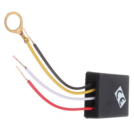 3 Way Table Desk Light Lamp Switch Touch Control Sensor Dimmer Bulbs on/off Parts Repair AC 110/220V