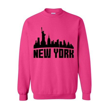 New York City Unisex Crewneck Sweatshirt ()