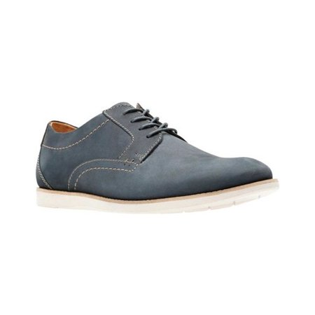 Men's Clarks Raharto Plain Toe Oxford ()