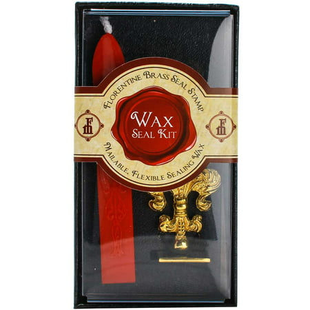Monogram Wax (JAM Paper Wax Seal Set, Brass Seal Stamp with Monogram letter A & Wax Stick, Sold)