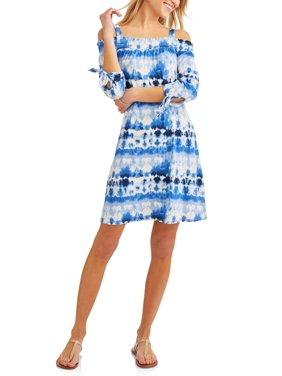 5d0b065fd5 Product Image Women s Smocked Off the Shoulder Dress