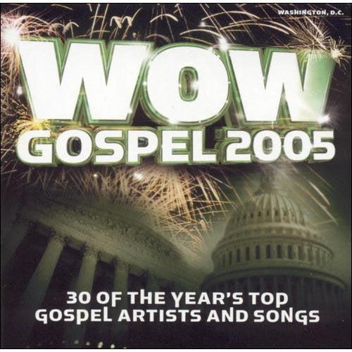 WOW Gospel 2005 (2CD) (Remaster)