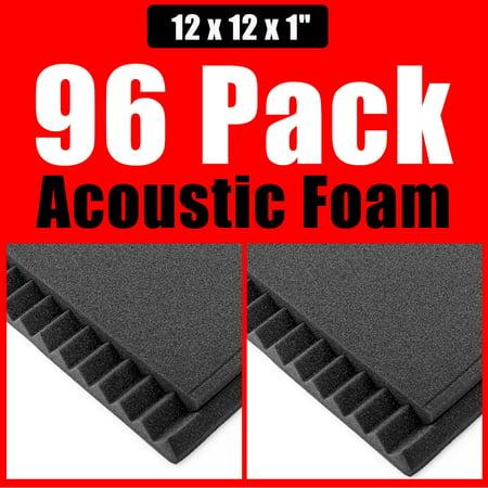 24/48/96 pcs Soundproofing Foam Tiles Acoustic Anti Noise Sound-Absorbing Foam Fire Retardant Tile Acoustic Foam KTV Accessories 30x30cm - image 5 of 5