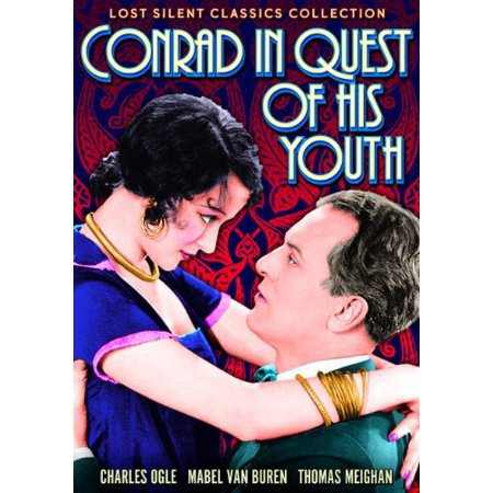 Conrad in Quest of His Youth (Silent) (DVD) ()