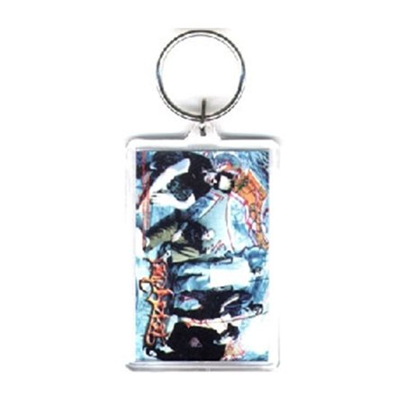 Limp Bizkit Plastic Key Chain Multi (Limp Bizkit The Unquestionable Truth Part 2)