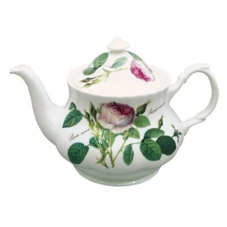 Heim Concept Roy Kirkham 34 oz. Bone China Teapot