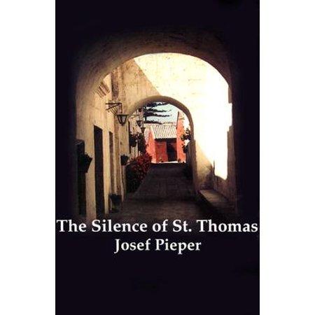 silence of st thomas