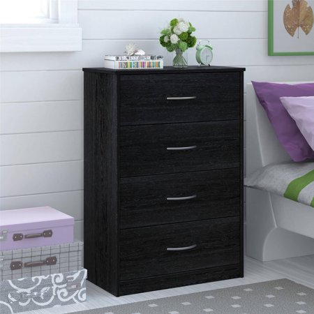 Mainstays 4 Drawer Dresser Multiple Finishes