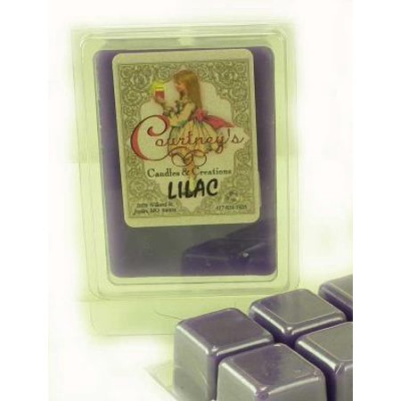 Lilac Gardens Mixer Melt Or Wax Tart By Courtneys Candles