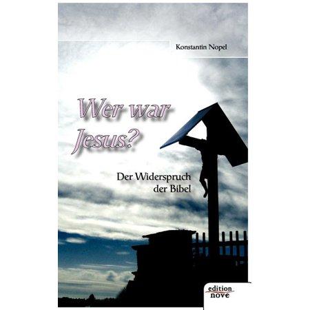 Wer War Jesus? - Walmart.com - Walmart.com