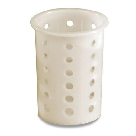 Vollrath 52642 Off White Nylon Silverware (Silverware Cylinder)