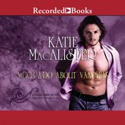 Much Ado About Vampires - Audiobook