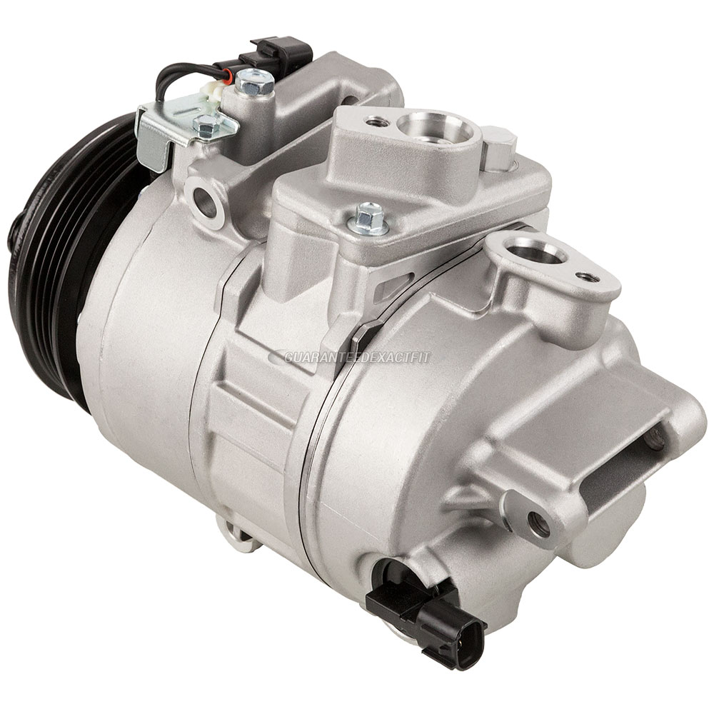 New A//C AC Compressor with clutch For 2013-2016 Fusion 2.0L, 2.5L
