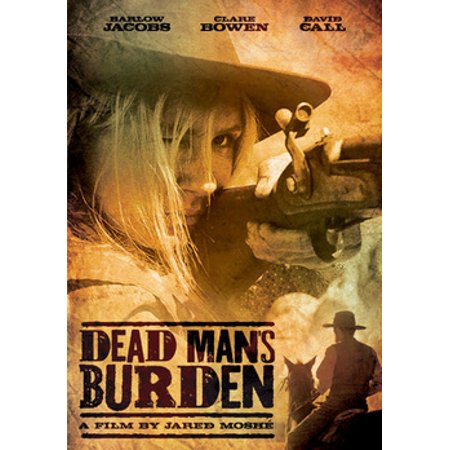 Dead Man's Burden (DVD) - Elvis Side Burns