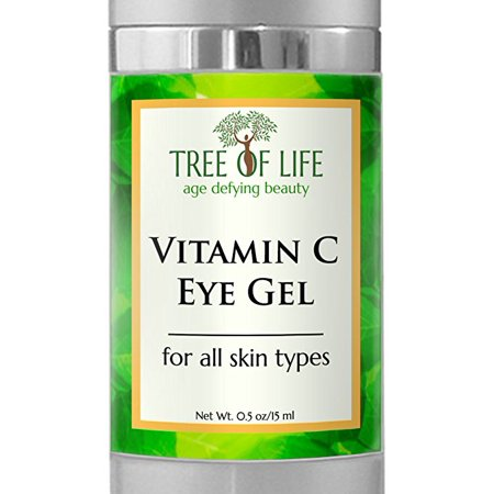 - Vitamin C Anti Aging Eye Moisturizer Cream - Anti Aging Anti Wrinkle Vitamin C Eye Gel