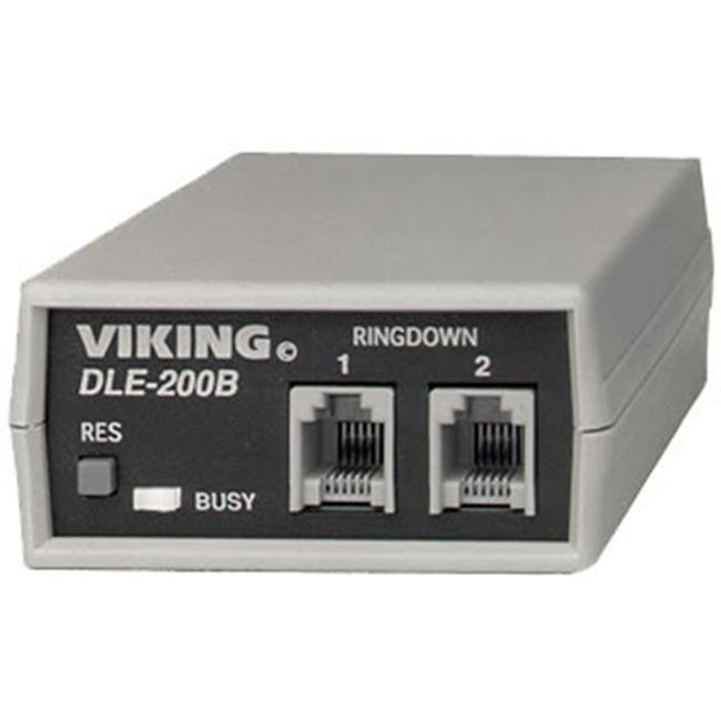 Viking Electronics VK-DLE-200B Viking Two-Way Line Emulator