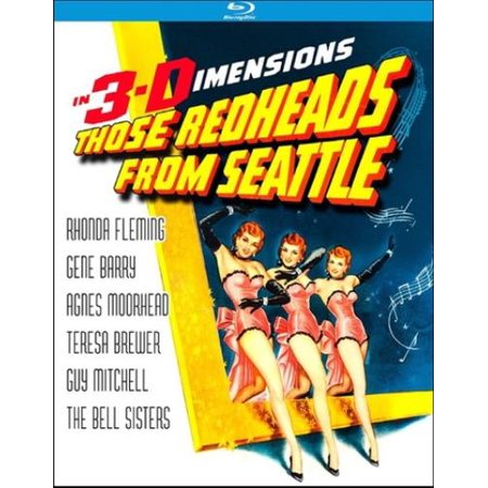 Those Redheads From Seattle  Blu Ray