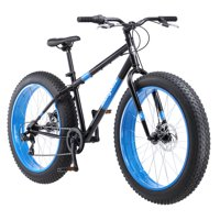 Deals on Mongoose Dolomite Men's Fat Tire Bike, 26-inch wheels, 7 Speeds