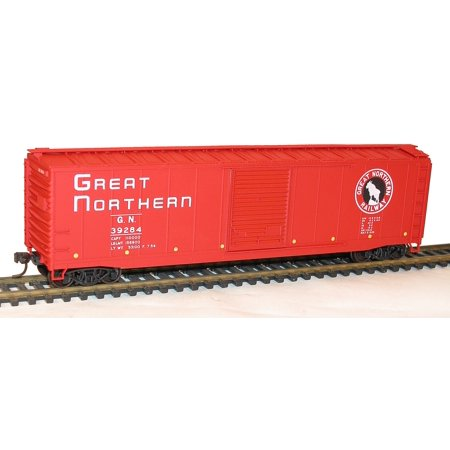 Accurail 5034 HO Great Northern 50' AAR Riveted Boxcar Kit ()