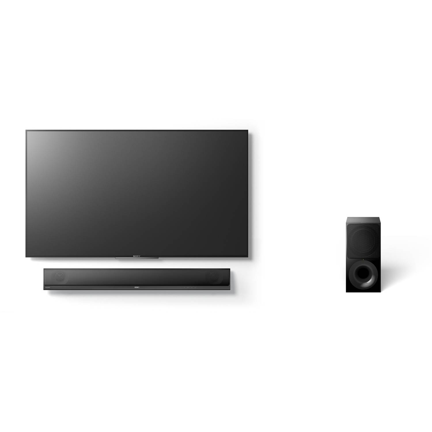 Sony HTCT790 2.1-Channel Sound Bar with 4K and HDR Support with Bluetooth by Sony
