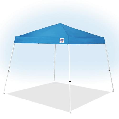 E Z Up Vista 10 Ft W X 10 Ft D Steel Pop Up Canopy Walmart Com