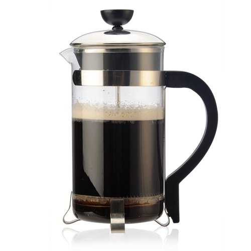 Primula Pcp6408dst Chrome Coffee Press Makes 8 Cups Heavy
