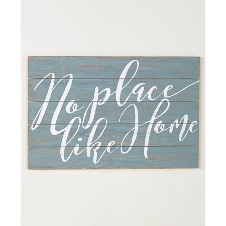The Lakeside Collection No Place Like Home Pallet Wall (Lakeside Store Hours)