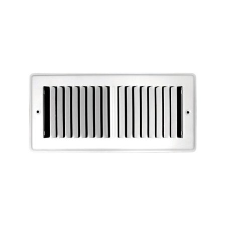 Two Grilles (B & K C150TSW02X12 Toe Space Floor Grille  2 x 12)