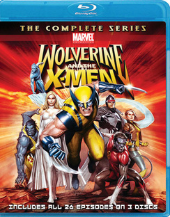 Wolverine & the X-Men: The Complete Series (Blu-ray) by Lionsgate