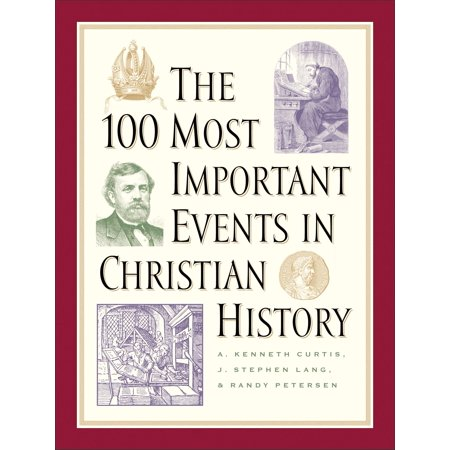 The 100 Most Important Events in Christian History - (10 Most Important Events In Australian History)