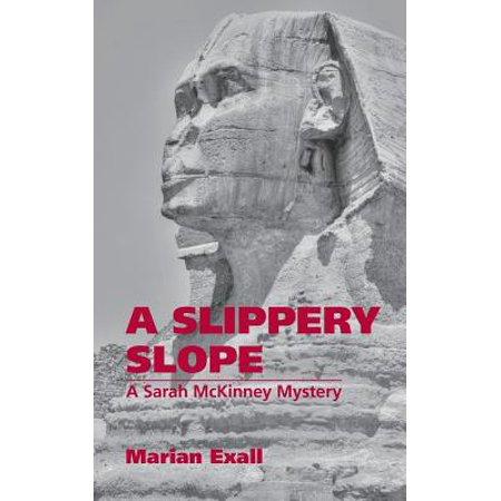 A Slippery Slope: A Sarah McKinney Mystery by