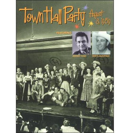 Town Hall Party: August 8, 1959 (Town Hall Halloween Ball)