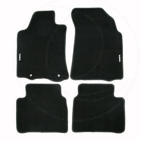 Fit Nissan Sentra Car 4pc Rubber Waterproof Trunk Mat Car Floor