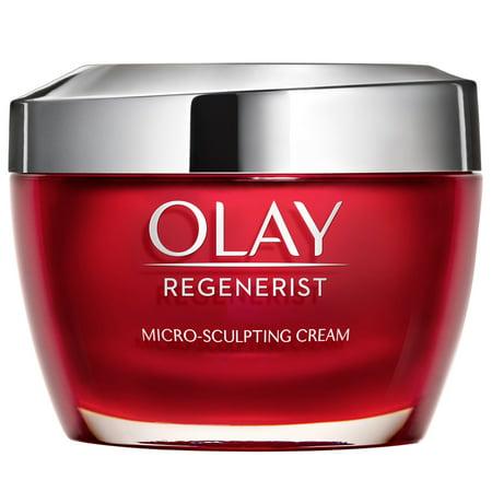 Olay Regenerist Micro-Sculpting Cream, Face Moisturizer, 1.7 oz
