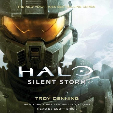 Halo Series, 23: Halo: Silent Storm: A Master Chief Story (Audiobook)