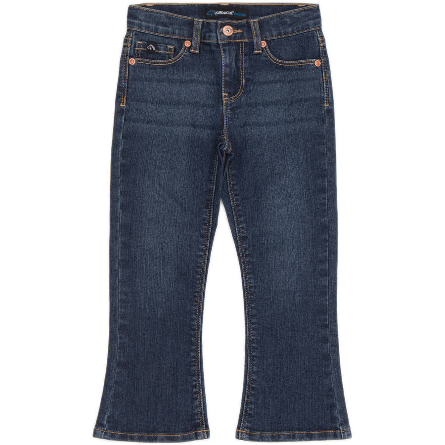 Jordache Baby Toddler Girl Slim Boot Cut Jeans