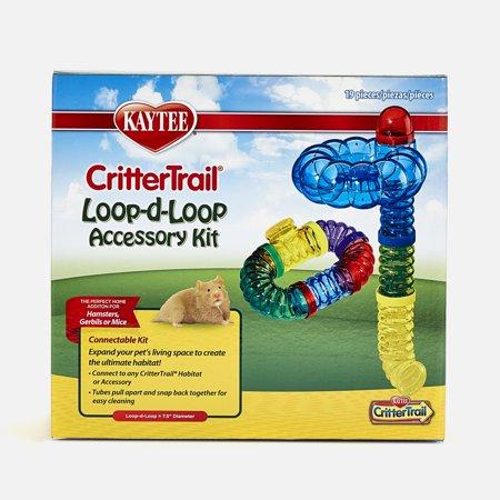 Kaytee CritterTrail Accessory 2 Loop-D-Loop Kit