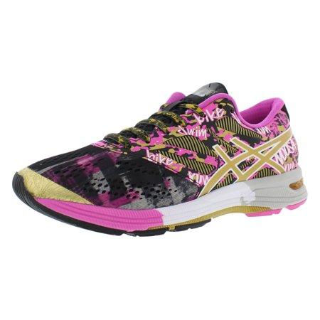 buy popular 1c120 78bc8 ASICS - Asics Women s Gel-Noosa Tri 10 Gr Black Gold Gold Ribbon Ankle-High  Running Shoe - 9.5M - Walmart.com