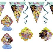 Sunny Day Party Decorating Kit 7pc