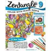 Design Originals-Zentangle 9 Expanded Workbook Edition